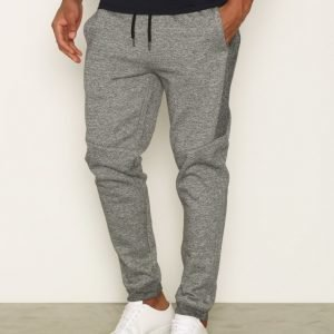 Topman Grey Salt and Pepper Joggers Housut Grey