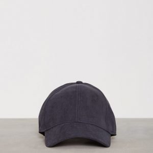 Topman Navy Curved Peak Cap Lippis Dark Blue
