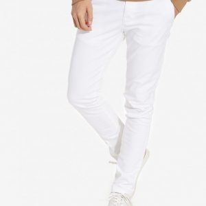 Topman Stretch Skinny Chinos Chinot White