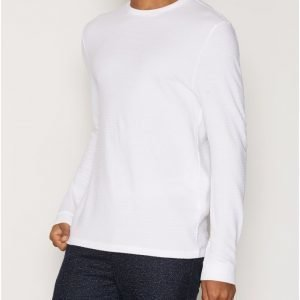 Topman Textured Slim Fit T-shirt Pusero White
