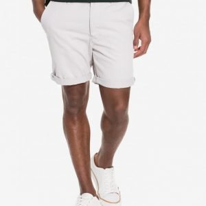 Topman Tile Print Chino Shorts Shortsit Grey