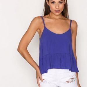 Topshop Casual Camisole Top Toppi Purple