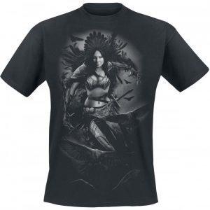 Toxic Angel Morrighan T-paita