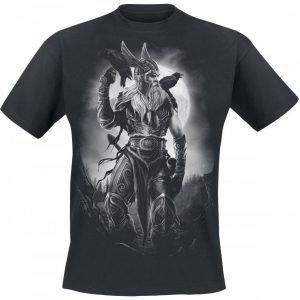 Toxic Angel Odin T-paita