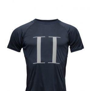 Tracks by Les Deux Run Logo T-Shirt Men urheilupaita