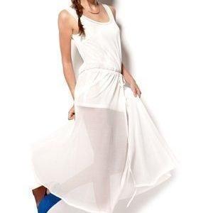 Traffic People Faded Graces Dress Valkoinen