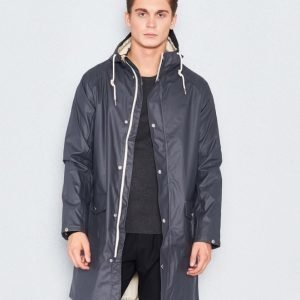 Tretorn Evald Rain Coat 28 Asphalt Grey