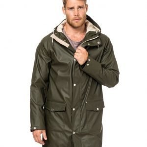 Tretorn Evald Rain Coat 67 Forest Green