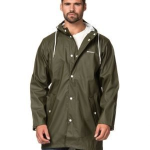 Tretorn Wings Rain Jacket 67 Forest Green