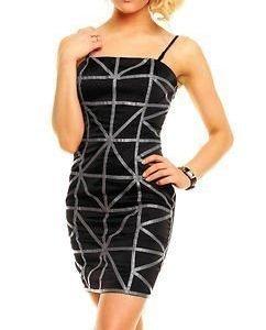 Trish Dress Black