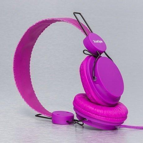 TrueSpin Kuulokkeet Purpuranpunainen