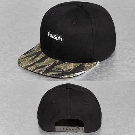 TrueSpin Snapback Lippis Camouflage