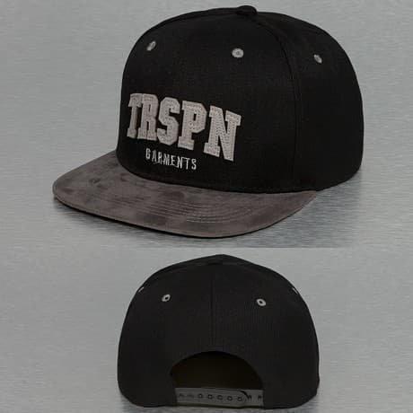 TrueSpin Snapback Lippis Musta