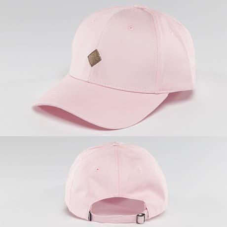 TrueSpin Snapback Lippis Vaaleanpunainen
