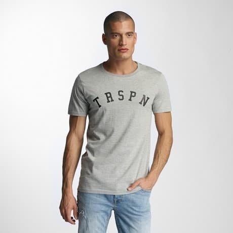 TrueSpin T-paita Harmaa