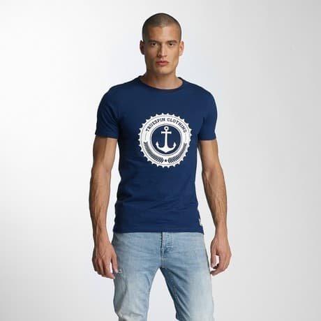 TrueSpin T-paita Sininen
