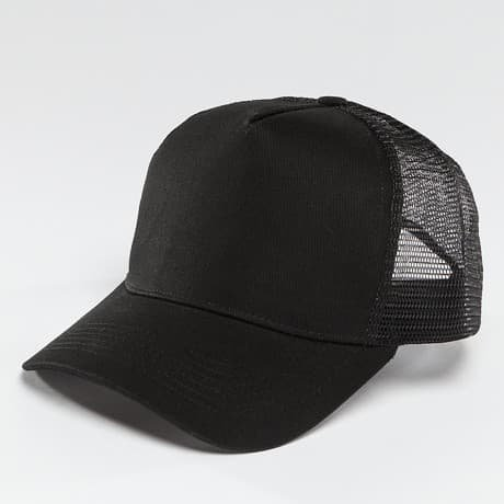 TrueSpin Verkkolippis Musta