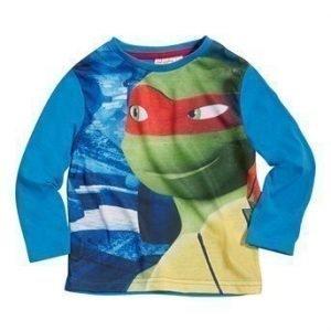 Turtles T-paita Sininen