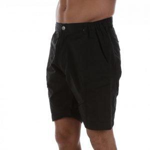 Tuxer Hybrid Shorts Cargo Shortsit Musta