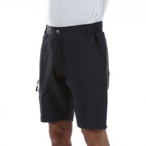 Tuxer Hybrid Shorts Cargo Shortsit Sininen / Harmaa