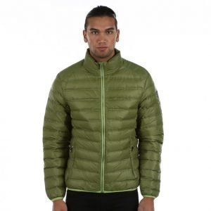 Tuxer Lux Jacket Untuvatakki Vihreä