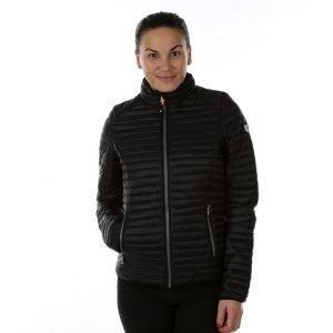 Tuxer Marion Jacket Vuorattu Takki Musta