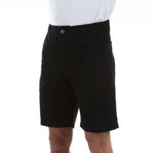 Tuxer Mika Shorts Shortsit Musta