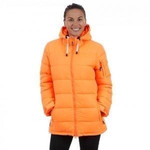 Tuxer Paramount Lady Jacket Untuvatakki Oranssi