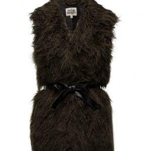 Twist & Tango Alva Faux Fur Vest liivi