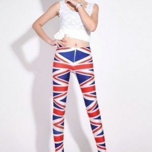 UK Flag Leggings