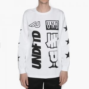 UNDEFEATED Collage Long Sleeve Tee