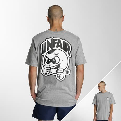 UNFAIR ATHLETICS T-paita Harmaa