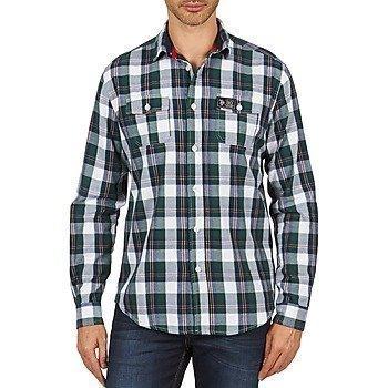 U.S Polo Assn. 91 CHECK pitkähihainen paitapusero
