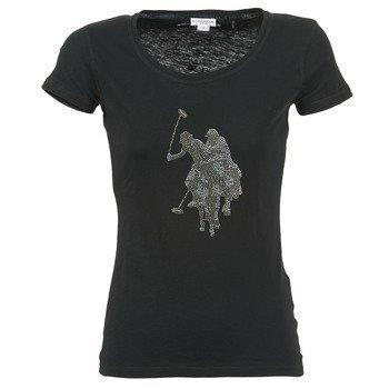 U.S Polo Assn. CRYSTAL D.HORSE lyhythihainen t-paita