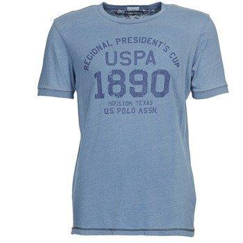 U.S Polo Assn. USPA 1890 lyhythihainen t-paita