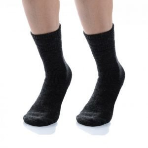 U.We.Ar Polarsock 2-Pack Villasukat Musta