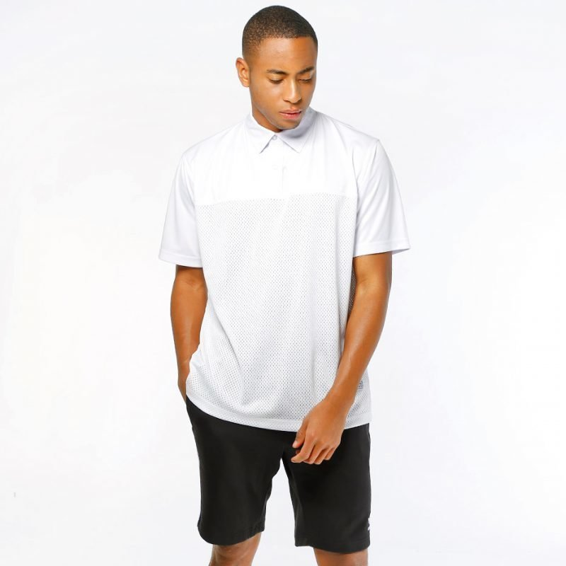 Undefeated Contrast Polo -pikee