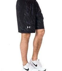 Under Armour 8 inch Raid Novelty Short Black