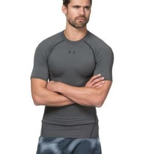 Under Armour Armour HG SS Compression 090 Carbon Heather