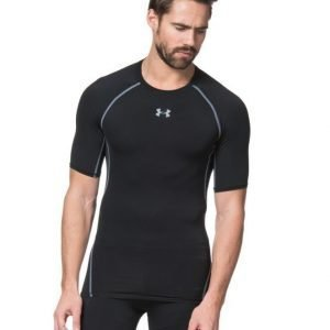 Under Armour Armour HG SS Compression Tee 001 Black