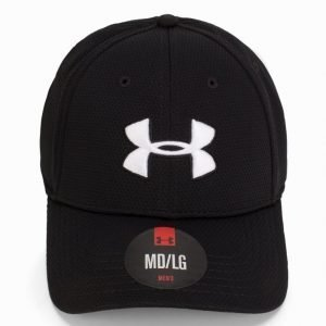 Under Armour Blitzing II Lippis Musta