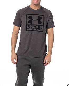 Under Armour Boxed Logo Carbon Heather