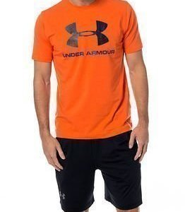 Under Armour CC Sportstyle Logo Bolt Orange