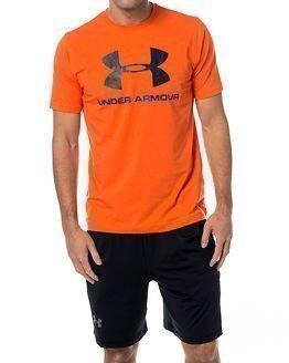 Under Armour CC Sportstyle Logo Bolt Orange