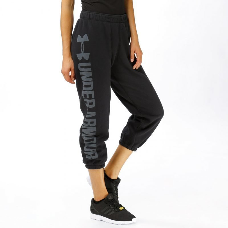 Under Armour Favorite Fleece Capri -housut