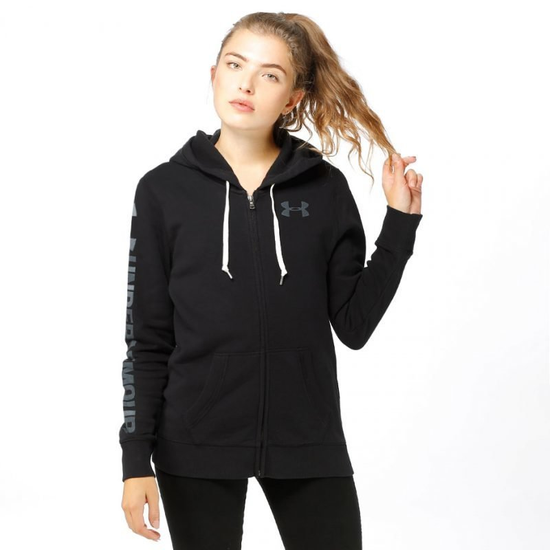 Under Armour Favorite Fleece -zip huppari