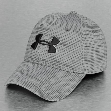 Under Armour Flexfit Lippis Harmaa