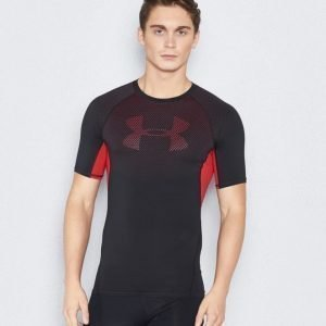 Under Armour HG Armour Novelty SS Tee 002 Black/Red