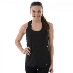 Under Armour Heatgear Armour Tank Treenitoppi Musta