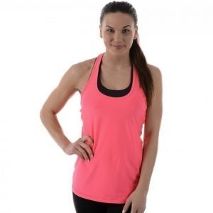 Under Armour Heatgear Armour Tank Treenitoppi Roosa